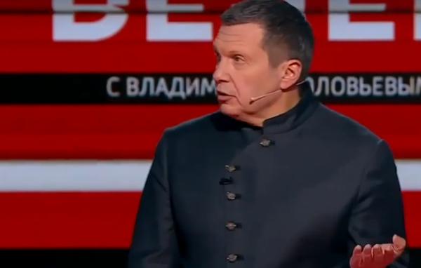 «Когда 28 стран НАТО разместят свои ракеты, вы будите помалкивать и сопеть в две дырочки» - Ковтун Соловьеву
