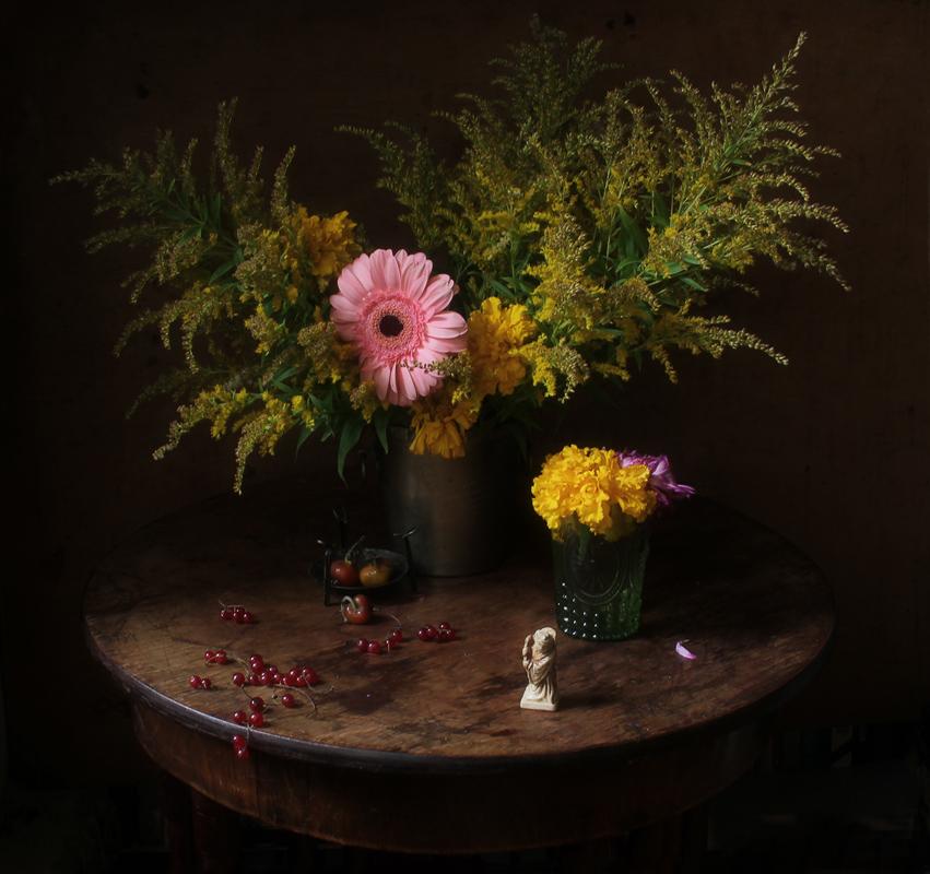 Всё самое прекрасное мы сравнивам с цветами