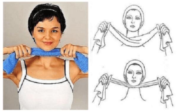 Как избавиться от обвисшего …