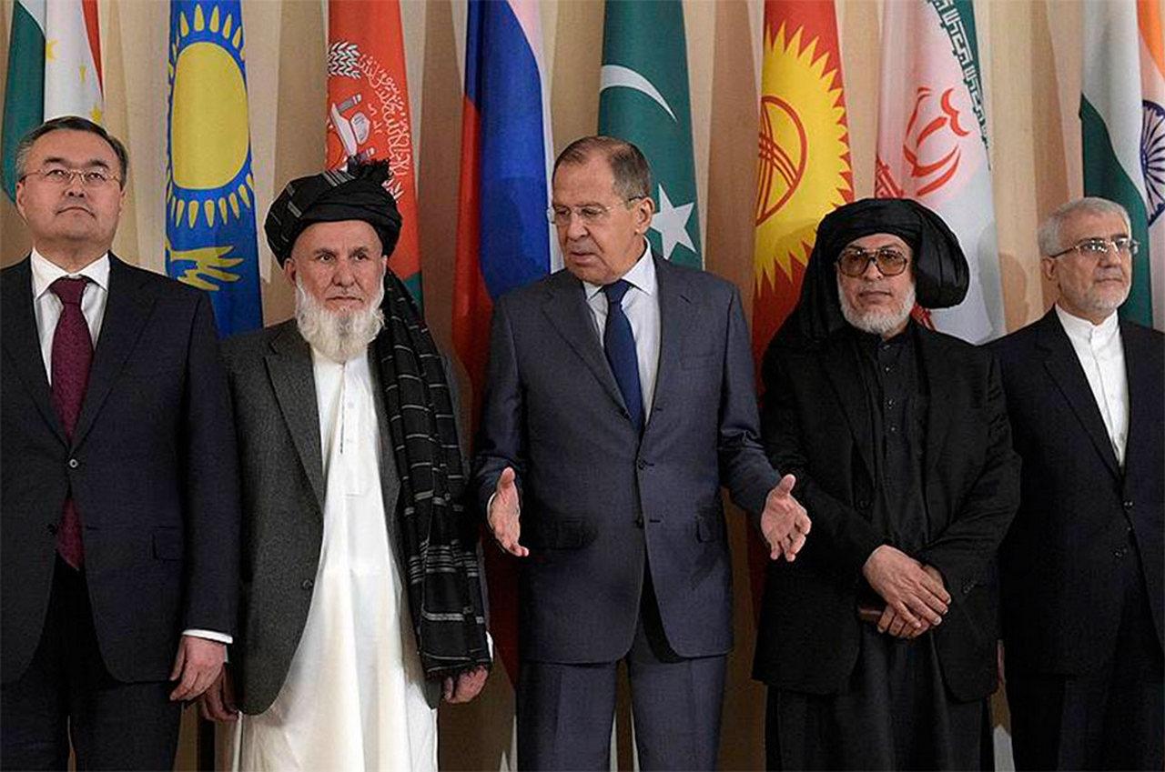 Талибы в Москве: Россия намерена урегулировать ещё один конфликт