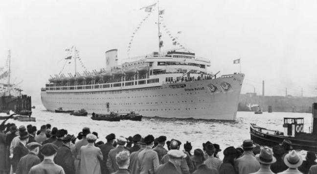 """Крушение """"Вильгельма Густлоффа"""" - величайшая в истории морская катастрофа"""