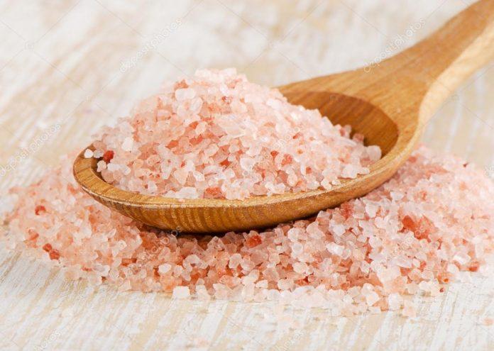 Вот, что происходит с вашим телом, когда вы едите розовую гималайскую соль