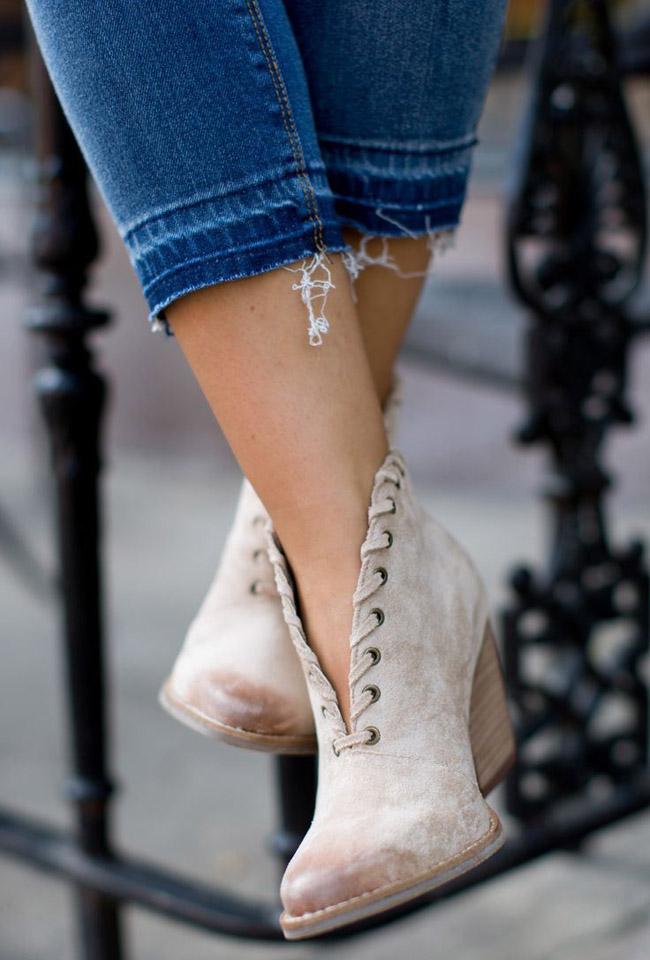 Модные тренды обуви для осен…