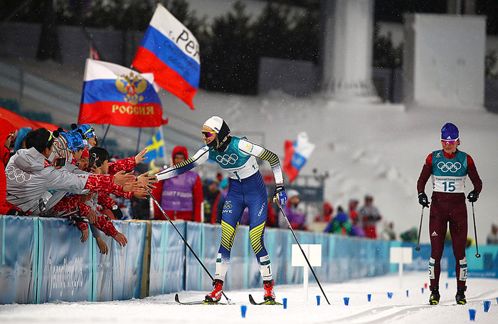 Морозная, ранняя, «бронзовая» — Олимпиада в Корее по-русски