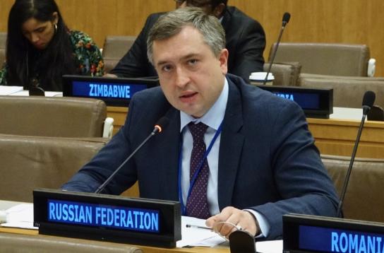 Делегация Украины в ООН оскандалилась в День Победы