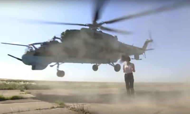 Кадры, конечно, получились впечатляющие, но стоило ли это того? ynews, азербайджан, в мире, вертолет, видео, журналист, повезло, репортаж