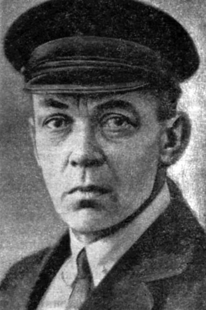 Первый начальник Мурманского ЧК. Умер от голода в 1942 г. в блокадном Ленинграде, работая заведующим продовольственным складом