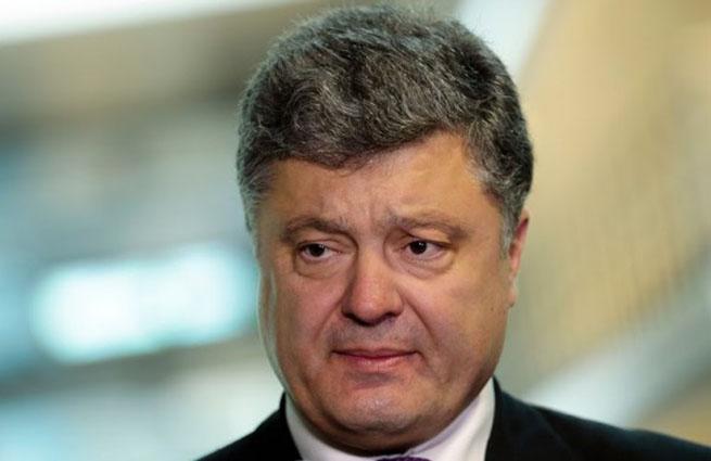 Порошенко согласился на особый статус Донбасса