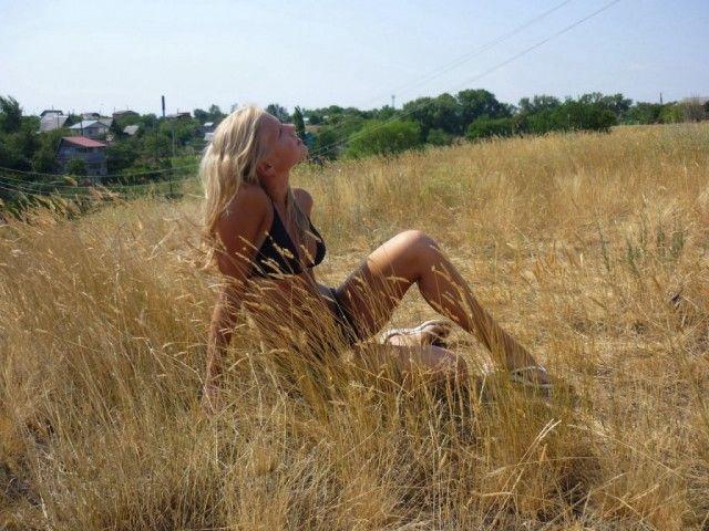 Лето в деревне - повод для счастья