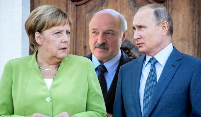 Нахамивший Путину Лукашенко …