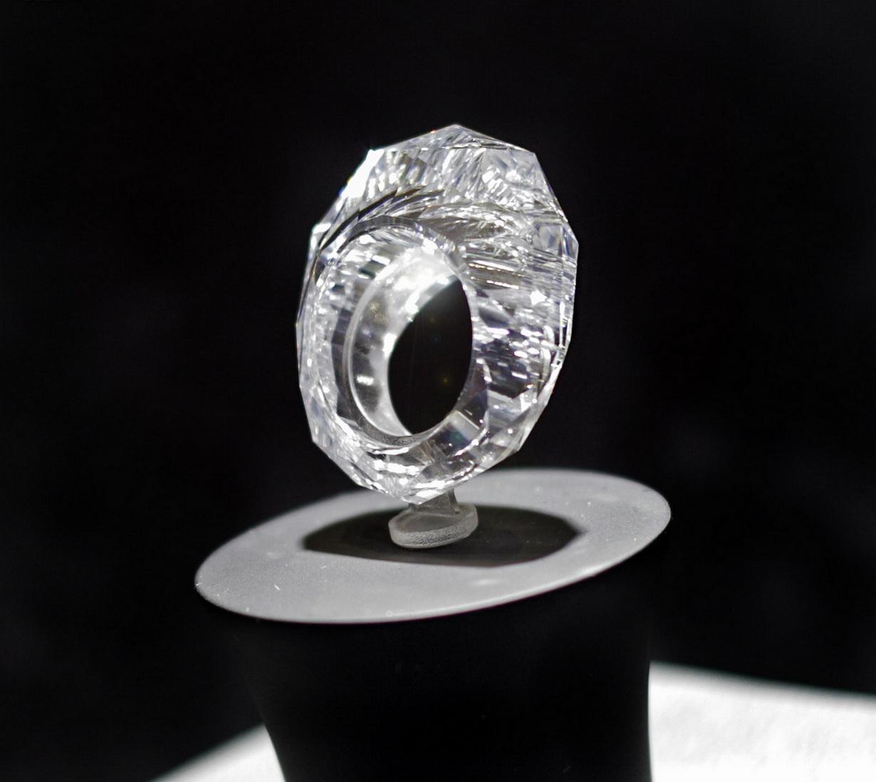 Первое в мире кольцо, полнос…