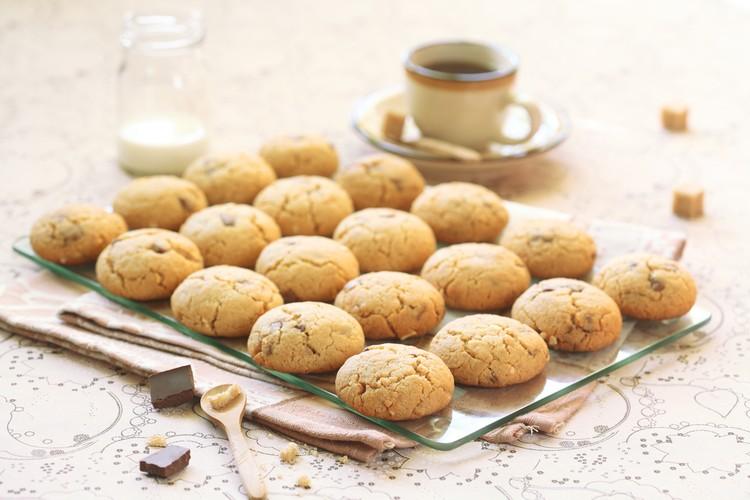 Необычайное арахисовое печен…