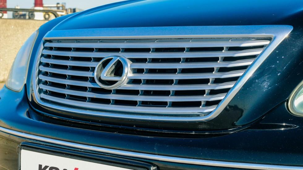 Дядя, купи Lexus и расслабься: опыт владения Lexus LS 430