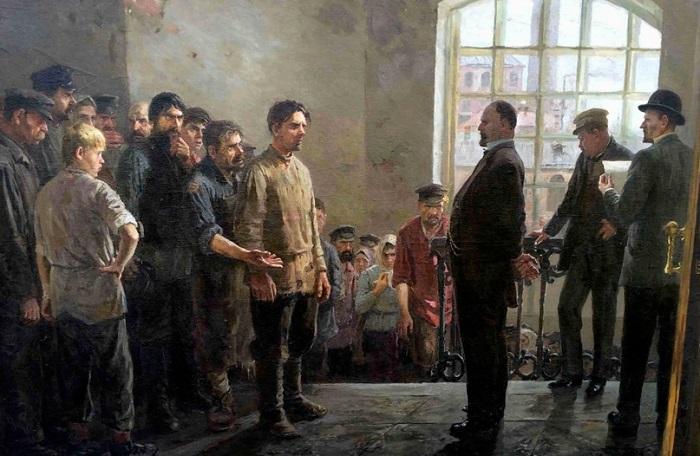 Как в прошлые времена боролись за появление выходных в России