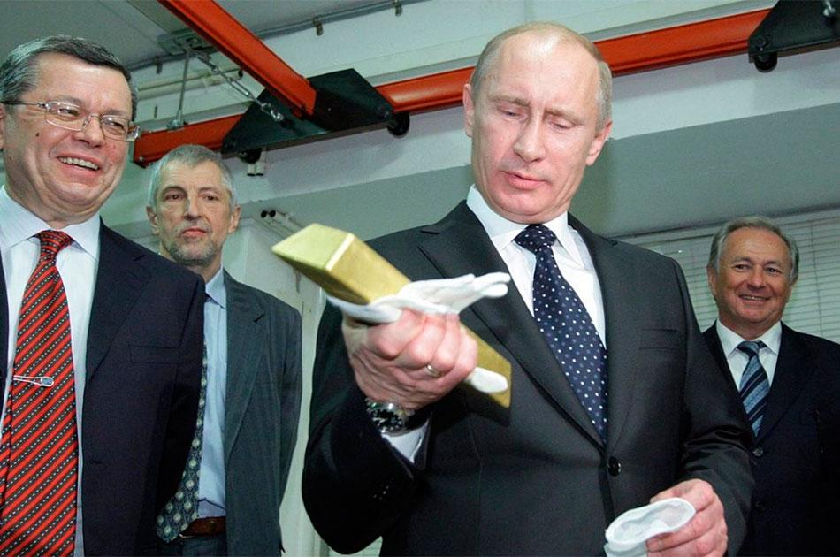 Миллиарды Путина