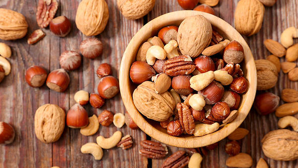 Владимир Финогеев: Милые орешки