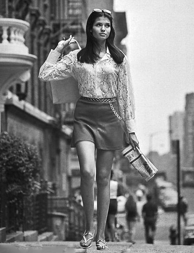 Ретро - мини мини юбки, ретро, фотографии