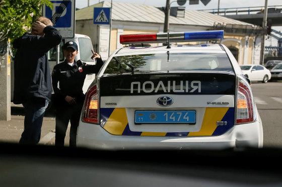 Как полиция Украины будет на…