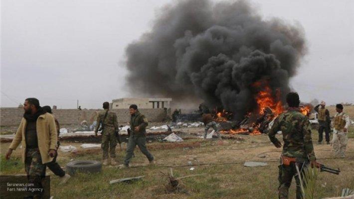 Удар по конвою: неизвестные бойцы начали охоту на протурецкие силы в Алеппо