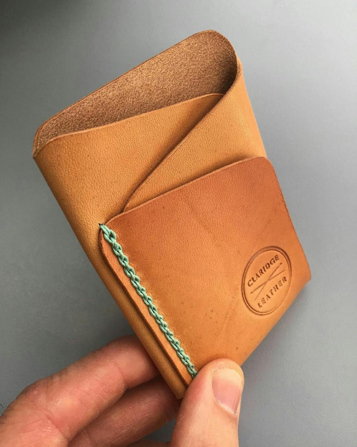 Минималистичное портмоне