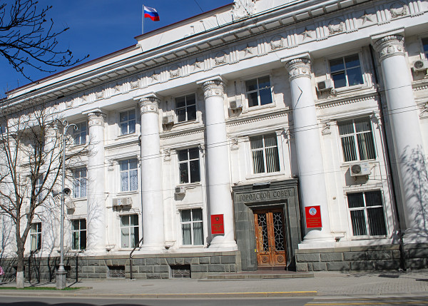 Парламент Севастополя приним…