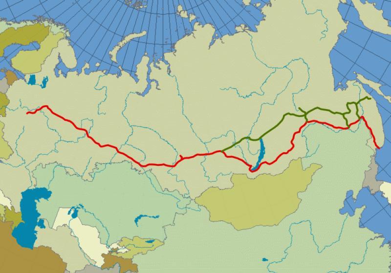 Как США пытались прирастать Сибирью.