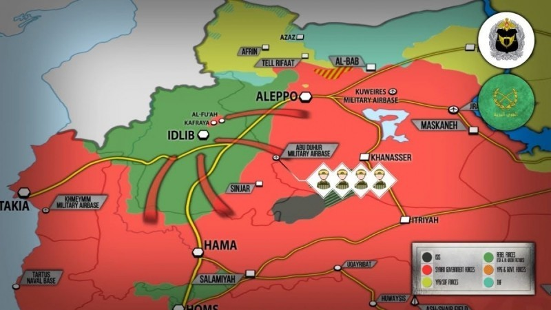 Освобождение Идлиба. Последняя битва в Сирии