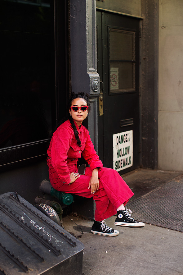 On the Street…Soho, New York