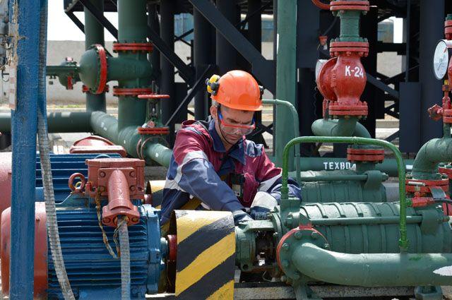Цена нефти марки Brent опустилась ниже $75