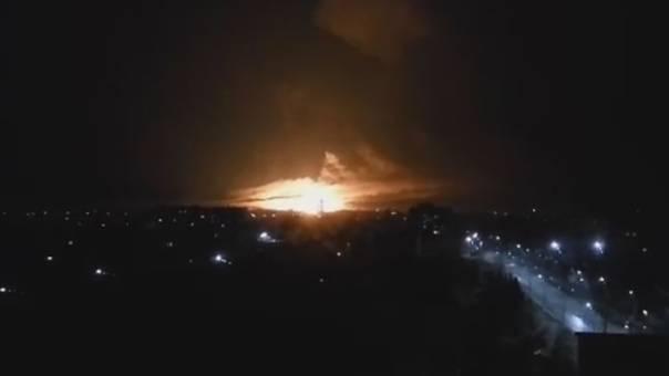 Киев оценил ущерб от пожаров…