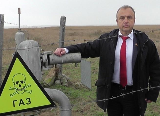 Нет предела идиотизму на Украине...