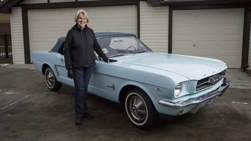В Соединенных Штатах нашли первый когда-либо проданный Mustang