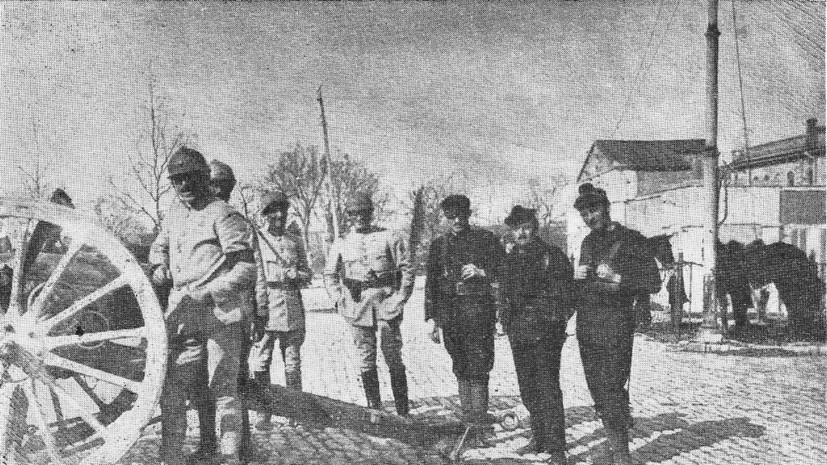 «В стране царило многовластие»: что стояло за интервенцией в Россию в годы Гражданской войны