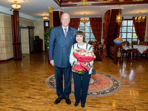 Мирей Матье и Владимир Этуш попали в поле зрения Следственного комитета России