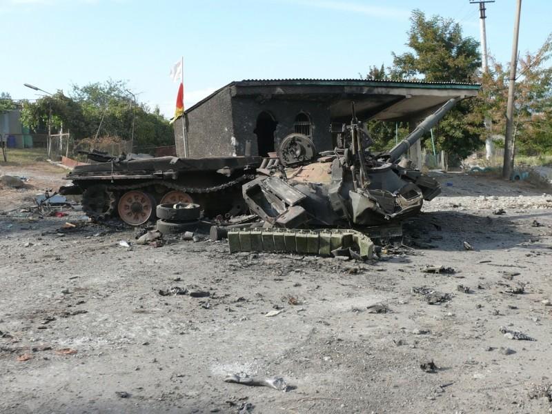 В войне 8.8.8 виноваты Грузия и США