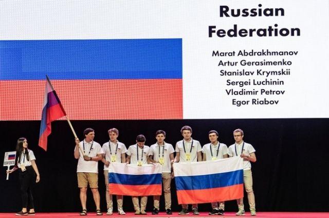 Школьники из РФ стали вторыми на Международной математической олимпиаде