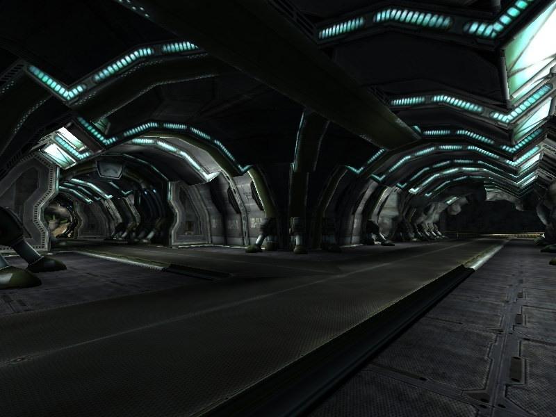 Подземные базы пришельцев