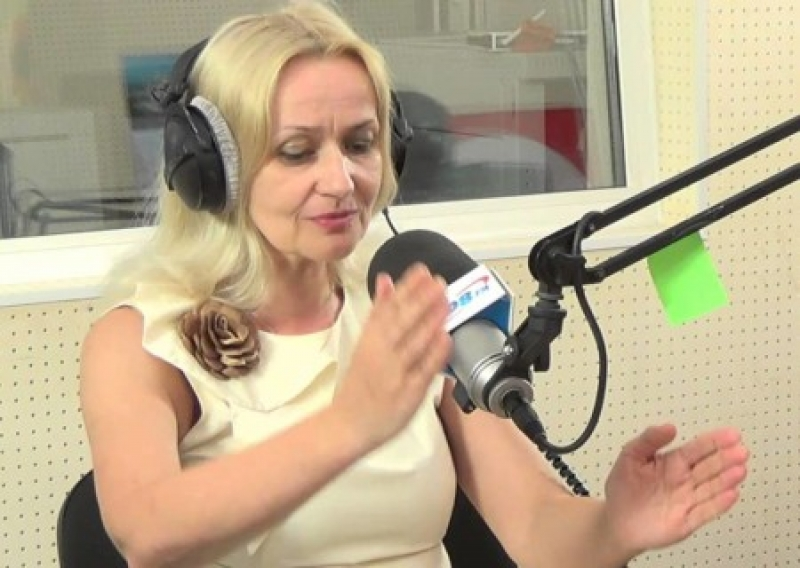 Ирина Фарион: «Если мы все заговорим по-украински, то Путин сразу умрет»