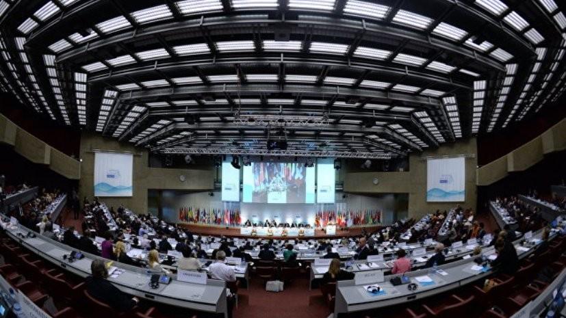 Делегация России покинула зал заседаний в ПА ОБСЕ