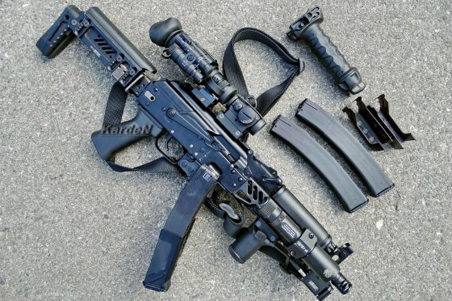 Новое оружие для российского спецназа