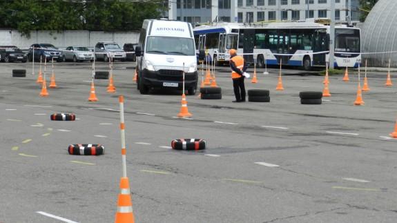 В Москве выберут лучшего водителя маршрутки