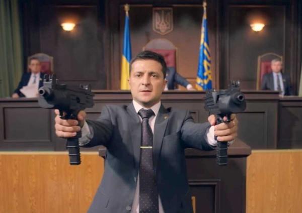 Кучма-2.0: что обещает русским Украины и Крыма как президент Владимир Зеленский