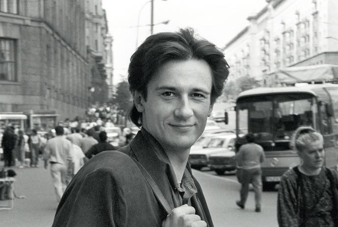 Олег Меньшиков: звездные роли