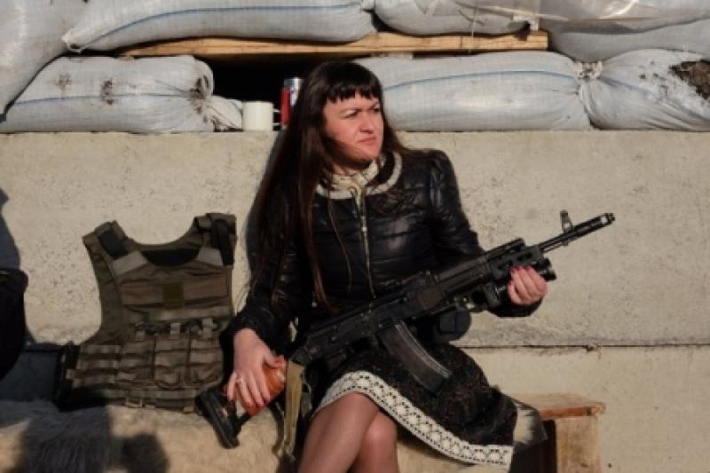 «Витя, вернись!» Правосечка и сотница Женского батальона Ирма Крат хочет вернуть Януковича и извиняется за Майдан