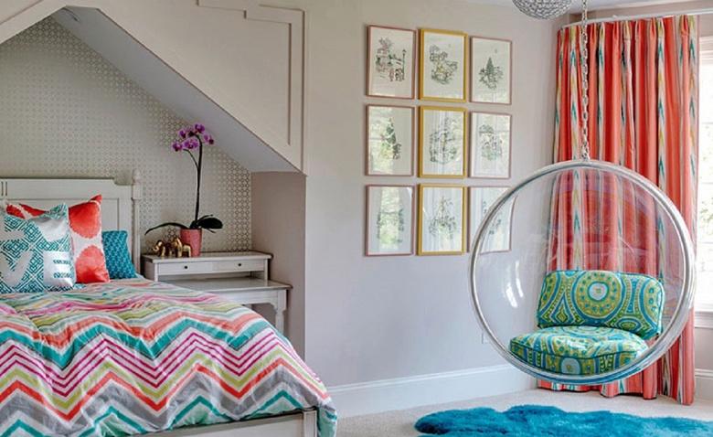 7 идей дизайна для комнаты подростка