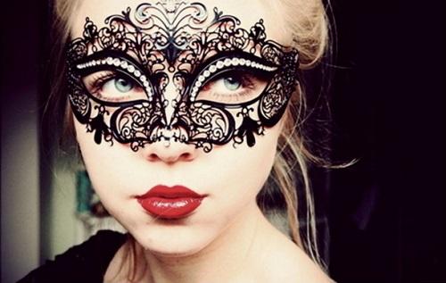Новогодние маски к 2018 году своими руками