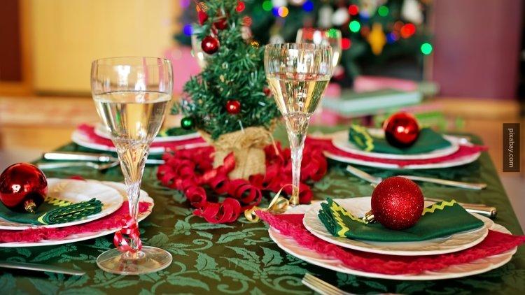 Росстат подсчитал стоимость продуктов к новогоднему столу в 2018 году