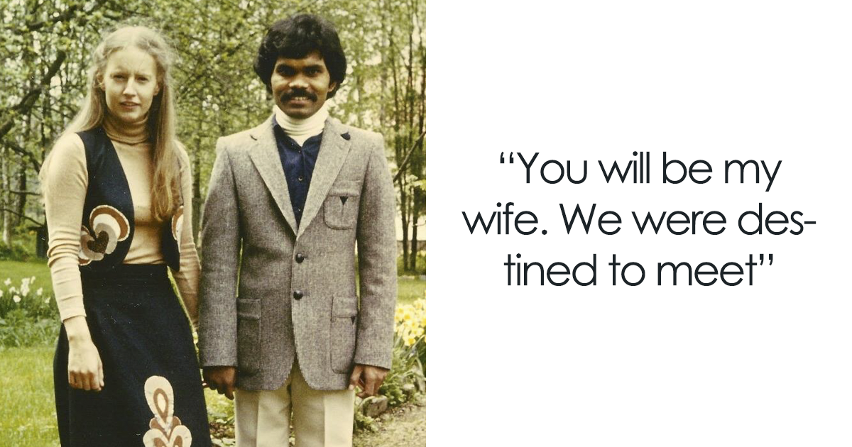 It's Been 40 Years Since This Man Traveled 6,000 Miles To Be With The Love Of His Life, Here's How They Both Live Now