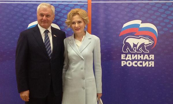 Яровая: Мы обязаны поддержать фермеров, чтобы сохранить интерес россиян к качественным продуктам