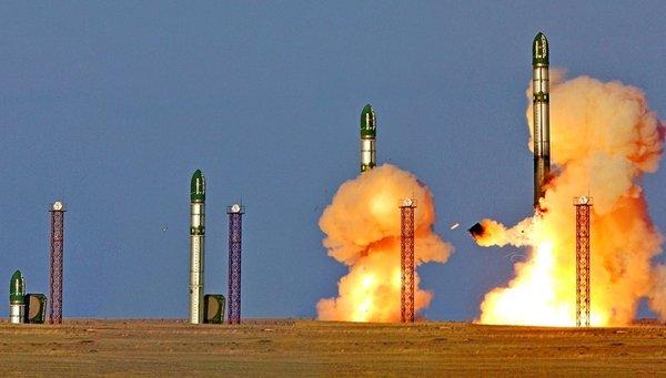 Секретный комплекс «Мозырь»: даже 10 ядерных боеголовок США не смогут уничтожить шахты с ракетами России